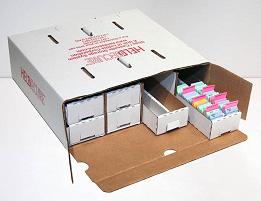 HeldSecure Cassette Storage Box